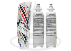 4874960100 Beko Cuno x2 Water Filter