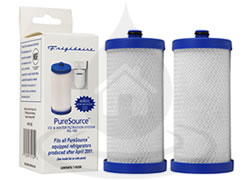 RG-100 WF1CB PureSource Frigidaire x2 Water Filter