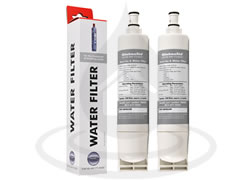 SBS004 4812 817 19243 KitchenAid, Kemflo x2 Refrigerator Water Filter