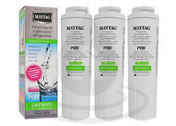 UKF8001 PUR (PuriClean II) Cuno Inc. x3 Refrigerator Water Filter