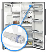 Fridge Filter PuriClean III Gaggenau