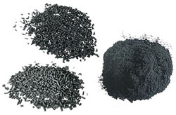 Activated Carbon in Refrigerator Water Filters